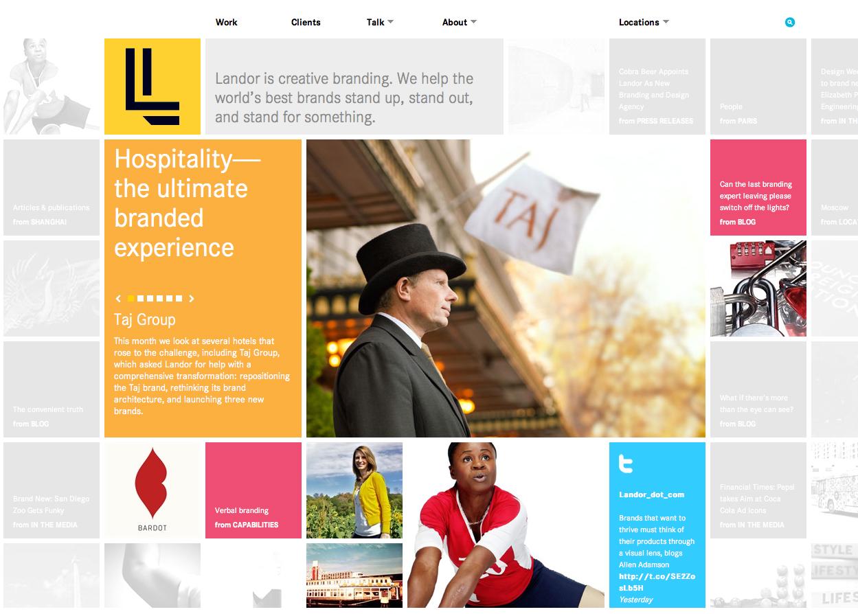 Landor Associates Branding Design Agency