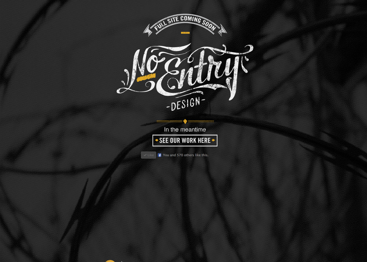 No Entry Graphic Design Agency