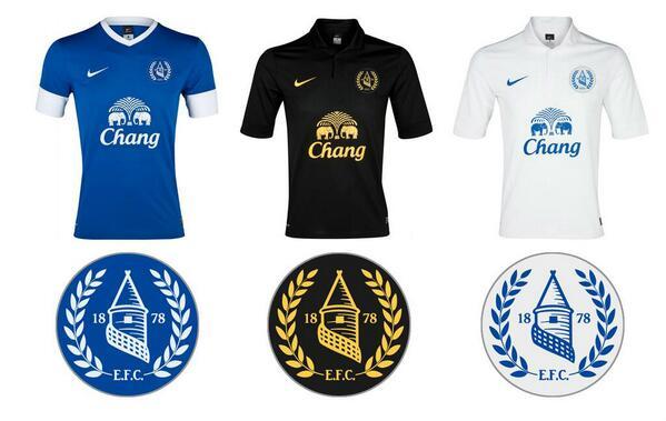 Everton Logo by Fans