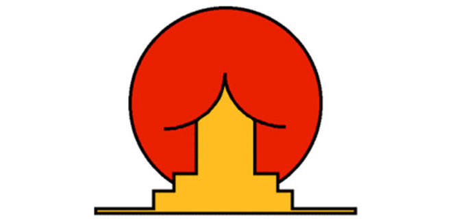 Instituto de Estudos Orientais Logo Design