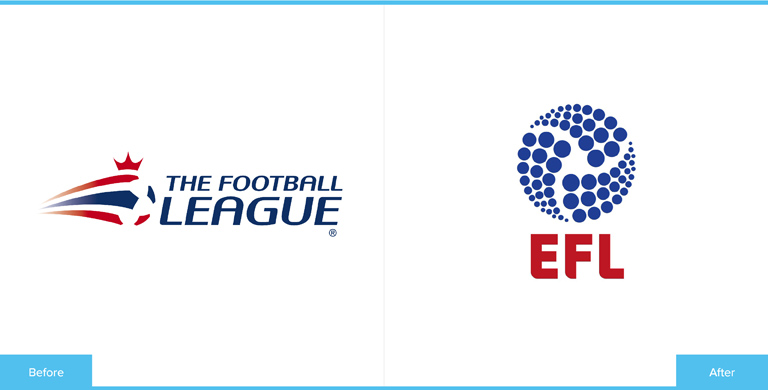 English Football League Rebranding