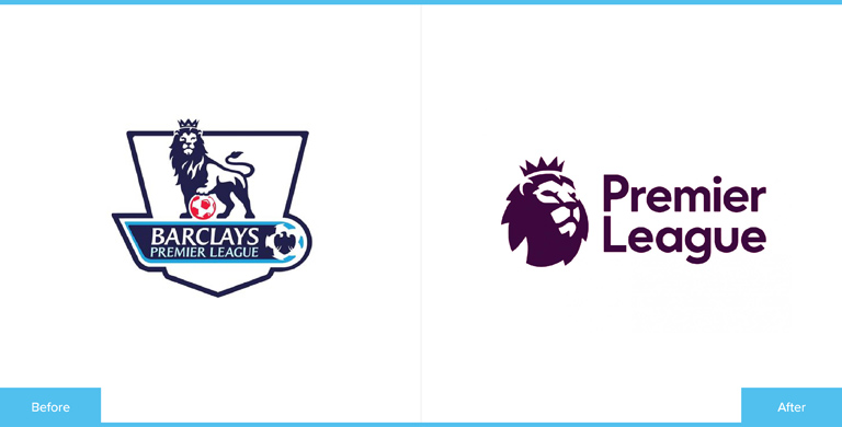 Premier League Rebranding