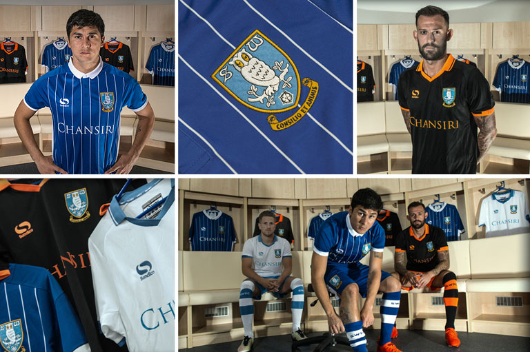 Sheffield Wednesday New Kits
