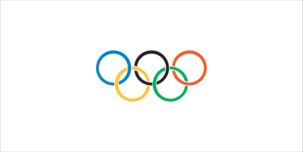 Olympics logo design