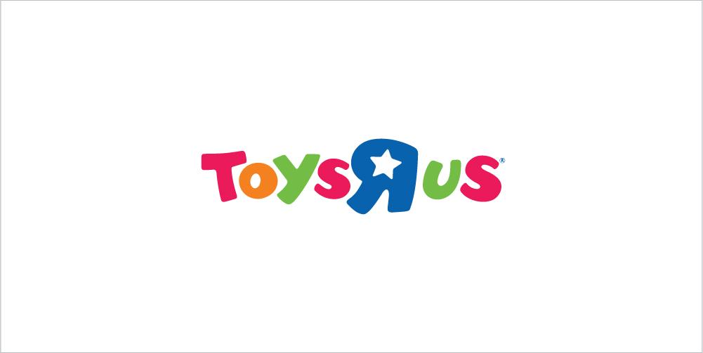 ToysRUs logo design