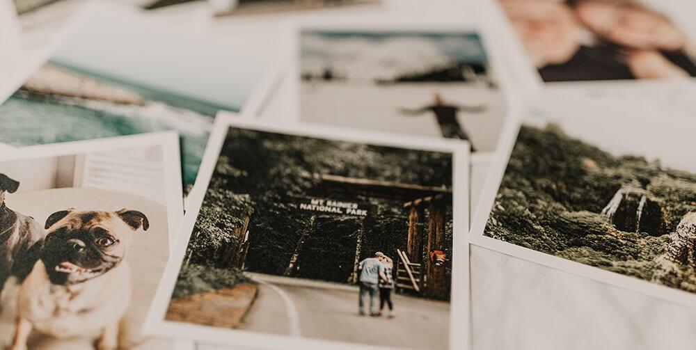 polaroid images