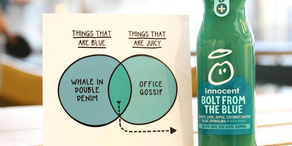 innocent smoothie blue Venn diagram