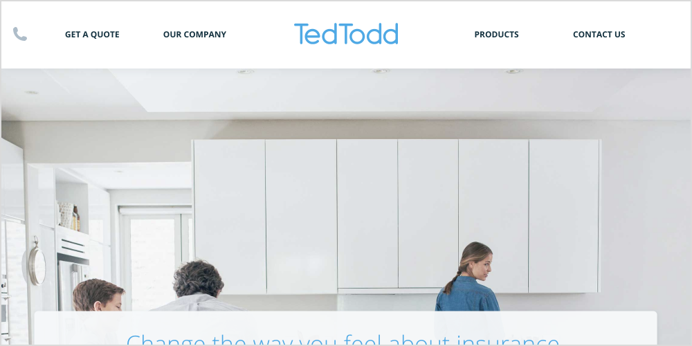 ted todd homepage